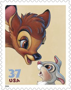 """Irrepressible Thumper isn't awed by Bambi's status as the """"young prince of the forest"""" but sees a potential new playmate. Generations have treasured this coming-of-age story for its natural beauty and gentle, amusing depiction of childhood friendships."""
