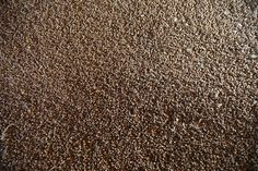 If Everyone Ate Beans Instead of Beef (James Hamblin, The Atlantic, 2 Aug , 2017) Caption: A zoomed-out view of a large pile of soybeans