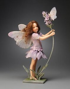 The Lavender Fairy by R. John Wright