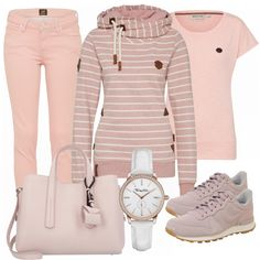 Hydra outfit - spring outfits at FrauenOutfits.de - Spring outfits: Hydra at FrauenOutfits. Legging Outfits, Komplette Outfits, Sporty Outfits, Outfits For Teens, Spring Outfits, Fashion Outfits, Womens Fashion, Fashion Trends, Shorts Bonitos