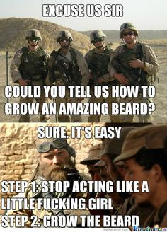 beard meme - Google Search