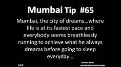 Mumbai City, City That Never Sleeps, Quotations, Qoutes, Dream City, Go To Sleep, Incredible India, Travel Inspiration, First Love