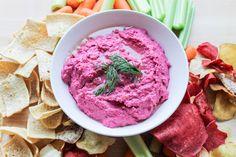Beet Hummus - Pulse Pledge