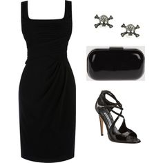 """High School Reunion"" by amandabrown-1 on Polyvore"