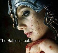 I can not be defeated and I will not quit!!!