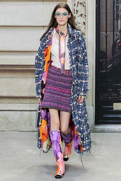 2015 S/S Paris 샤넬 (Chanel)