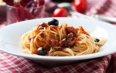Спагетти алла путтанеска