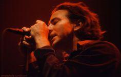 2000, Pearl Jam European Tour