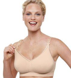 638f231978c74 Bravado Designs Body Silk Seamless Nursing Bra Maternity bra 1401  Butterscotch MFrom  Bravado! Designs