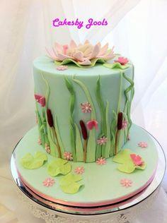 Baby Shower cake for Tara's 1st baby
