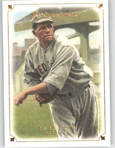 2007 Upper Deck / UD Masterpieces #22 Babe Ruth - Boston Red Sox / Yankees (Pitcher) (Baseball Cards) by Upper Deck / UD Masterpieces. $4.99. 2007 Upper Deck / UD Masterpieces #22 Babe Ruth - Boston Red Sox / Yankees (Pitcher) (Baseball Cards)