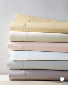 These colors just breathe summer. I can't stand any sheets except awesome sateen  #garnethill  #summerstyle