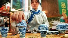 The culture of tea has become so integral to China and held in such esteem that prestigious varietals regularly fetch thousands of dollars per kilo. It's practically currency.