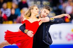 Papadakis/Cizeron || ISU World Championships, Boston 2016
