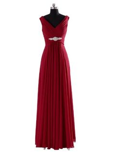 Cocomelody Sexy V-neck Beaded Long Chiffon Evening Dress Bbal0058g 12 Red COCOMELODY,http://www.amazon.com/dp/B00GYT03V2/ref=cm_sw_r_pi_dp_-f9ctb15E28DNBB5
