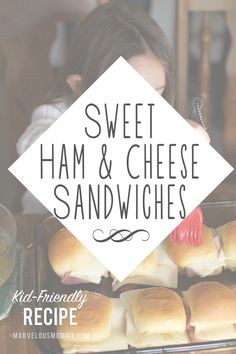 Sweet Ham and Cheese