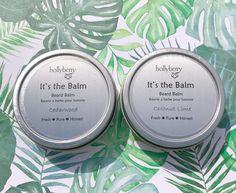 It's the Balm - Beard Balm Beard Balm, Shea Butter, The Balm, Moisturizer, Coconut, Pure Products, Moisturiser