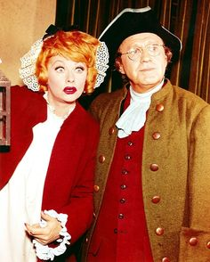 Lucille Ball and Jack Benny, 1960s, on The Jack Benny Program