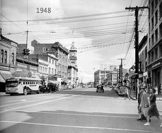 Victoria Then and Now Photos | On This Spot