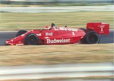 Bobby Rahal Portland 1987