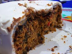 Chorizo ​​cake fast and delicious - Clean Eating Snacks Cake Cookies, Cupcake Cakes, Cupcakes, Chrismas Cake, Sweet Recipes, Cake Recipes, Bread Recipes, Rhubarb Cake, Zucchini Cake