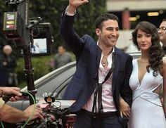 Miguel Angel Silvestre y otros latinos que dominan Hollywood
