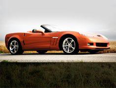 2013 Corvette GS Convertible Sports Car