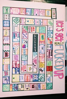 Sleepover Party Games, Party Card Games, Game Night Parties, Sleepover Activities, Animation Soiree, Theme Animation, Girls Night Games, Drunk Games, 21st Bday Ideas