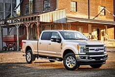 2017 Ford F350 Redesign, Release and Changes