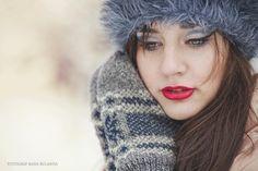 Aga Aga, Knitted Hats, Winter Hats, Knitting, Fashion, Fotografia, Moda, Tricot, Knit Caps
