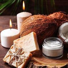 Kokosöl Seife selber machen