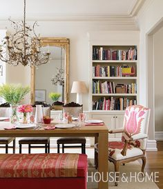 3 Double Duty Rooms That Maximize Space Dining Room