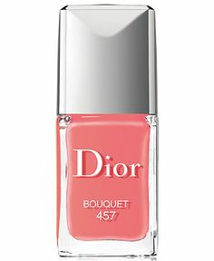Dior Vernis - Trianon Spring Look - Nails - Beauty - Macy's