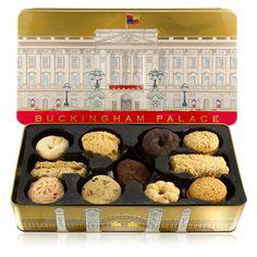 Buckingham Palace Façade Biscuit Tin