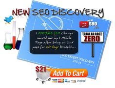 New SEO Discovery.   Price: $21.00  http://www.gettricks.com/LatestSEODiscovery.html?affiliate_pro_tracking_id=786:31: