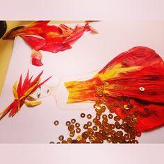 🌷❤️👠 #more #inspirations #favorite #fashiontips #trends #style #lookbooks #colorful #beauty #illustration #drawing  #artofdrawing #reddress #instagood #instafashion #classy #beautiful  #aboutfashion #womens #fashionsketches #newarpfashion
