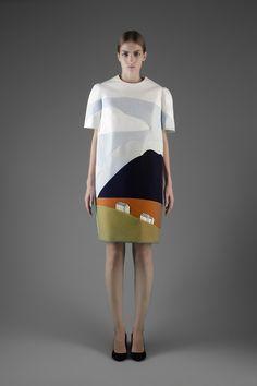 Vika Gazinskaya Spring 2013 Ready-to-Wear Collection Slideshow on Style.com