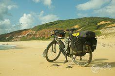 Quer montar uma bicicleta boa e barata? Recomendação Bicicleta Cicloturismo é seu guia para escolher as peças com o melhor custo benefício e ficar tranquilo