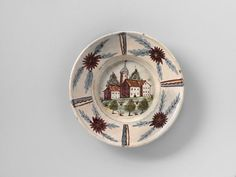 SNM Sammlung Museum, Delft, Decorative Plates, Tableware, Home Decor, Swiss Guard, Dinnerware, Decoration Home, Room Decor