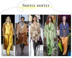 Autumn trends 2020 broken down: all the key catwalk looks from New York, London, Paris and Milan to add to your wishlist now. Summer Fashion Trends, Spring Summer Fashion, Short Suit, Fall Winter, Autumn, Fall Trends, Missoni, Catwalk, Chloe