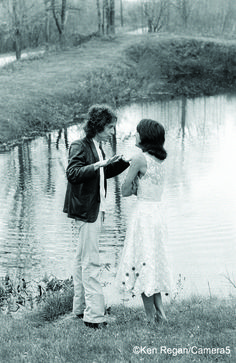 bob & joan yes I loved you dearly/ and if you're offering me diamonds and rust/ I've already paid
