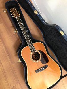 Morris Guitar  Jacarandá Old