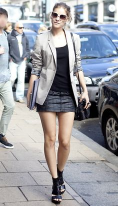 sweet blazer, spring blazer, summer outfits, mini