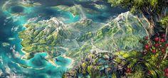 Thorn Valley by Tatchit on DeviantArt