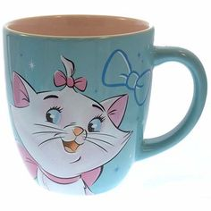disney parks walt disney world marie ceramic coffee mug new. Yes please!