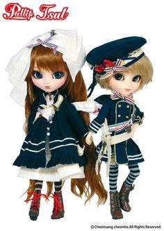 Pullip dolls 2012 release