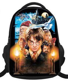 Harry Potter Designer Backpack