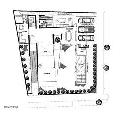 Casa Tijeral en San Isidro, Lima – ARQA