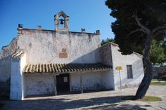 A church - not in Mexico, but in #Italy, #Sardinia to be more precise