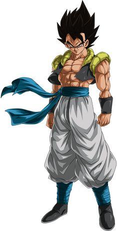 Dragon Ball Gt, Dragon Ball Image, Manga Art, Manga Anime, Vegito Y Gogeta, Dbz Characters, Animes Wallpapers, Character Design, Deviantart